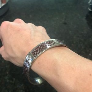 Coach Jewelry - Coach bangle